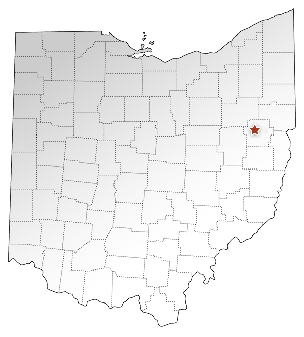 Map - David Bodo & Associates Inc. Serves All Counties in Ohio